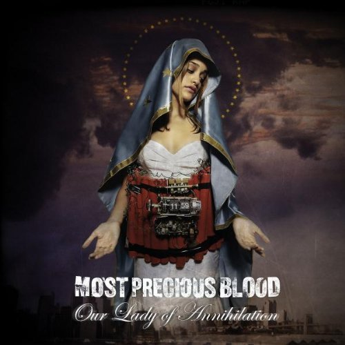 Most Precious Blood Our Lady Of Annihilation