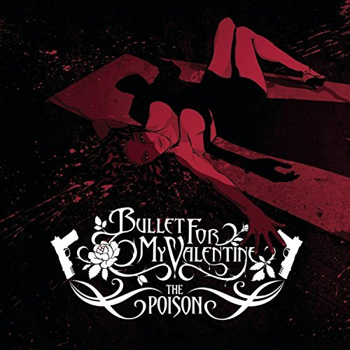 Bullet For My Valentine Poison Enhanced CD