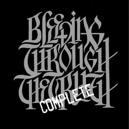 Bleeding Through Complete Truth Deluxe Ed. 2 CD