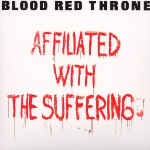 Blood Red Throne Affiliated With The Suffering Digipak