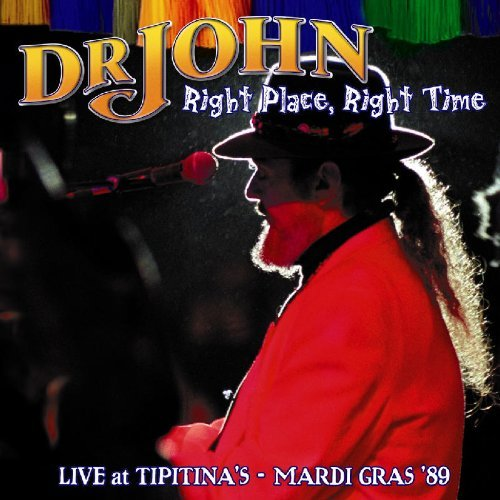 Dr. John Right Place Right Time Live A