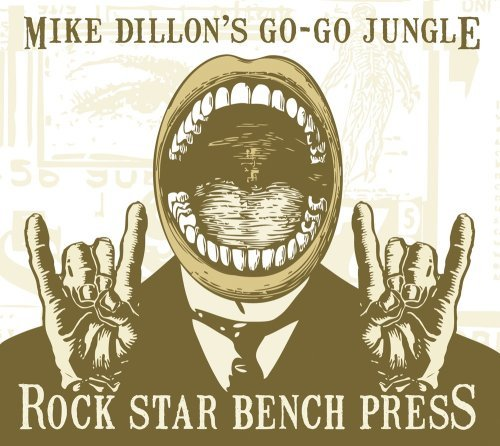 Mike Go Go Jungle Dillon Rock Star Bench Press