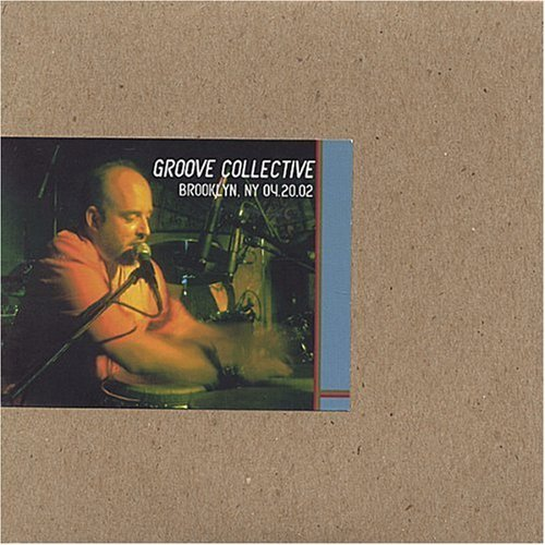 Groove Collective New York Ny 20 12 02 2 CD Set