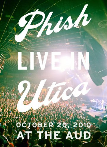 Phish Live In Utica 2010