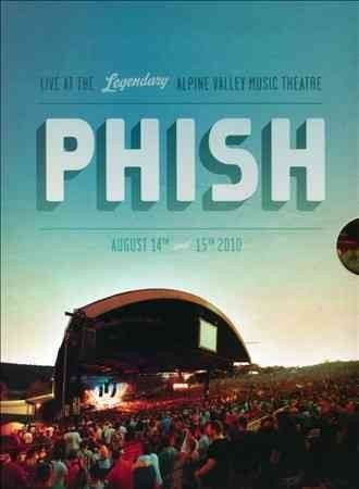 Phish Phish Alpine Valley 2010 2 Cds 2 Dvds Phish Alpine Valley 2010