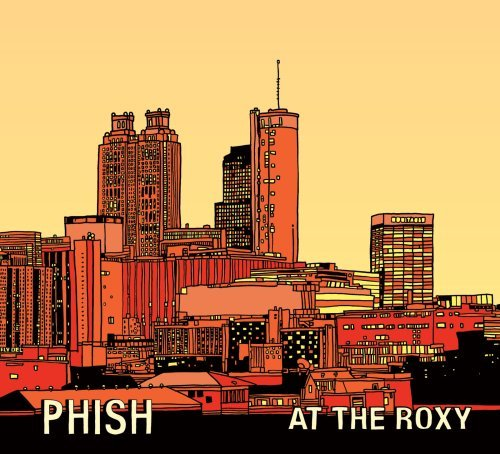 Phish At The Roxy (atlanta '93) 8 CD