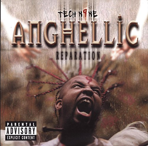 Tech N9ne Anghellic Explicit Version Incl. Bonus Tracks
