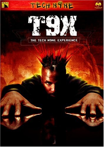 Tech N9ne Tech N9ne Experience Explicit Version
