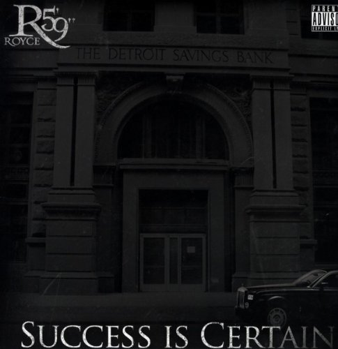 Royce Da 5'9 Success Is Certain