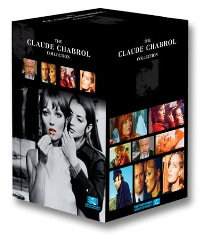 Claude Chabrol Box Set Claude Chabrol Box Set Clr Nr 8 DVD