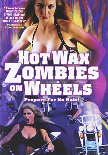 Hot Wax Zombies On Wheels Hot Wax Zombies On Wheels Clr Nr