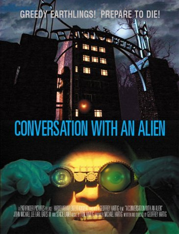 Conversation With An Alien Michael Lamb Clr Nr