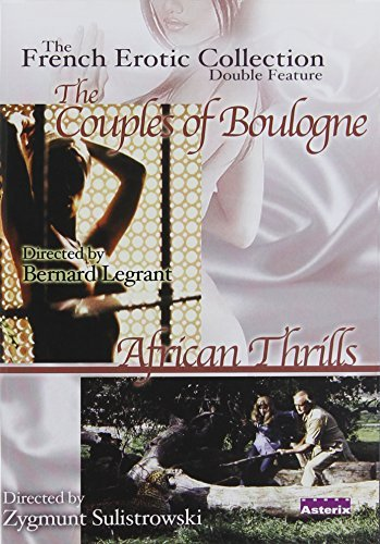 African Thrills Couples Of Bou African Thrills Couples Of Bou Nr 2 DVD