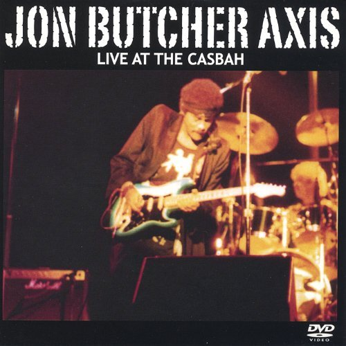 Jon Butcher Axis Live At The Casbah