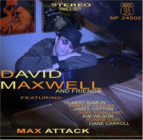 Maxwell David & Friends Max Attack