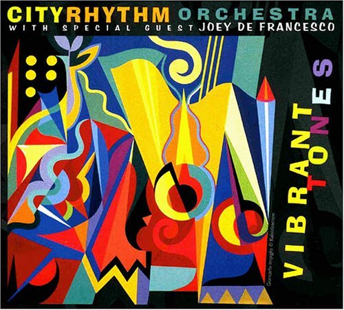 City Rhythm Orchestra With Joe Vibrant Tones Incl. Bonus DVD