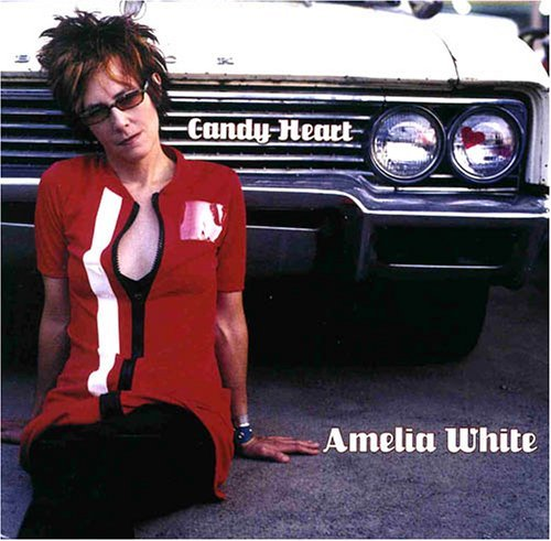 White Amelia Candy Heart