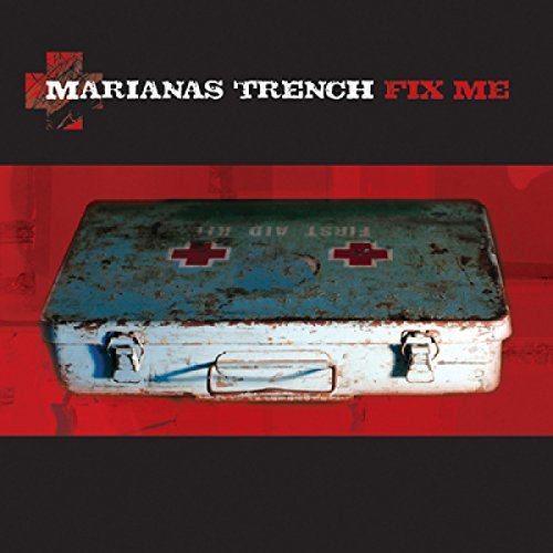 Mariana's Trench Fix Me Import Can