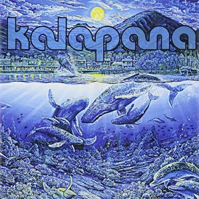 Kalapana Blue Album