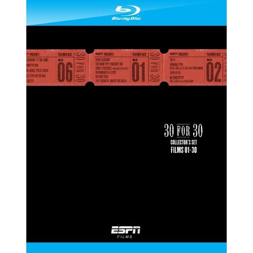 Espn 30 For 30 Collector Set Blu Ray Nr