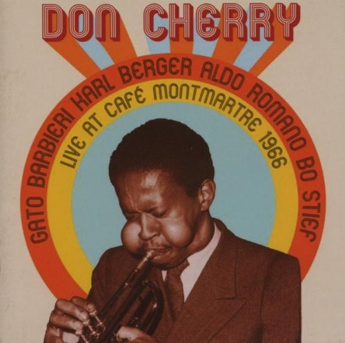Don Quintet Cherry Live At Cafe Montmartre