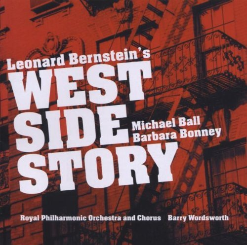 L. Bernstein West Side Story Ball Bonney Williams Wordsworth Royal Po