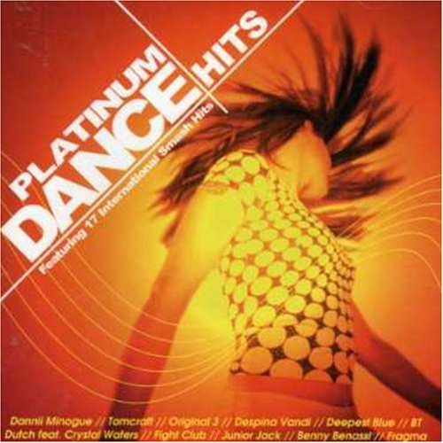 Platinum Dance Hits Vol. 1 Platinum Dance Hits Import Can