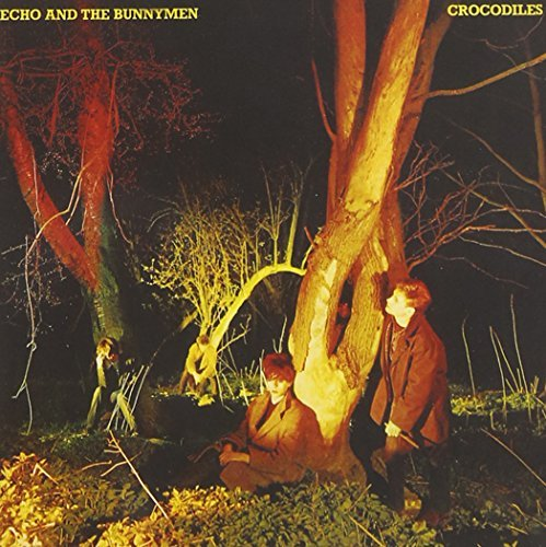 Echo & The Bunnymen Crocodiles CD R