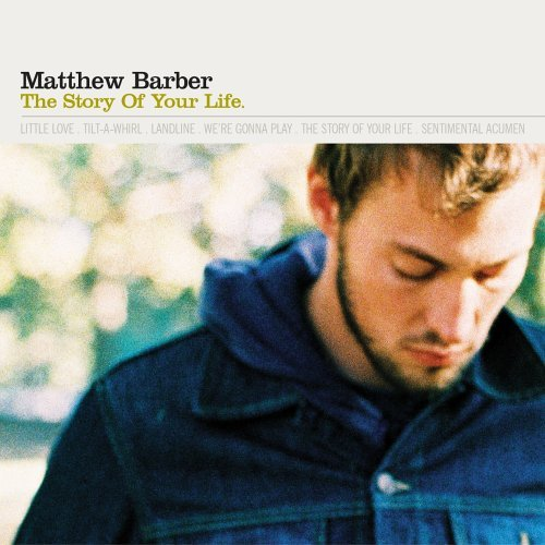 Matthew Barber Story Of Your Life Import Can