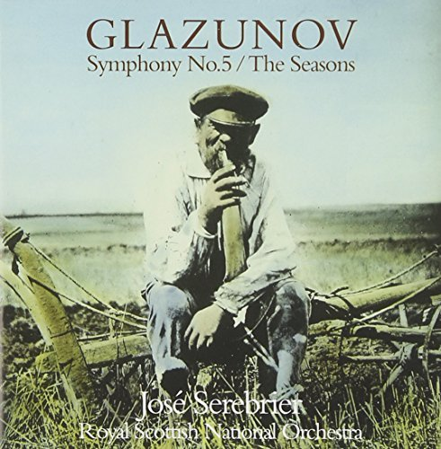 A. Glazunov Seasons Ballet Serebrier Royal Scottish Natl