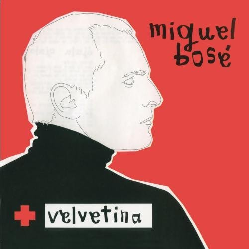 Miguel Bose Velvetina CD R