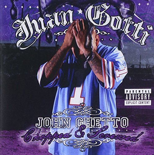 Juan Gotti John Ghetto Screwed & Chopped CD R Screwed Version 2 CD Set