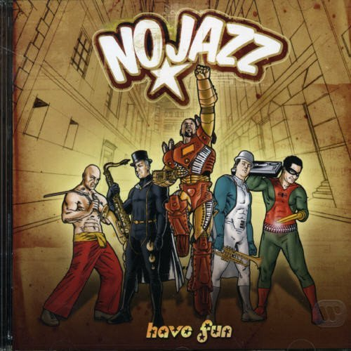 No Jazz Have Fun Import Eu Incl. Bonus Track