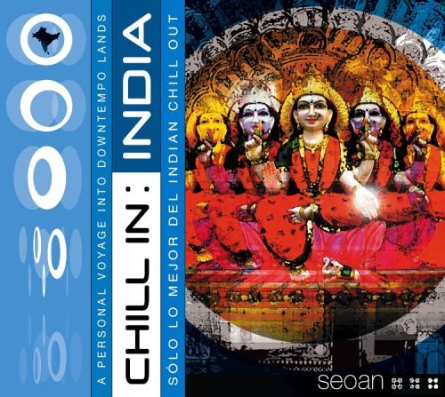Chill Sessions Chill In India CD R Chill Sessions