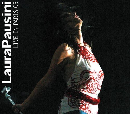 Pausini Laura Live In Paris 2005 Incl. Bonus DVD