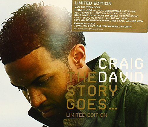 David Craig Story Goes Limited Tour Editio Import Eu Enhanced CD
