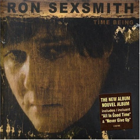 Ron Sexsmith Time Being Import Can