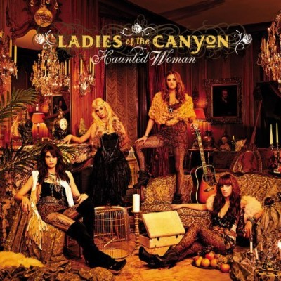 Ladies Of The Canyon Haunted Woman Import Can