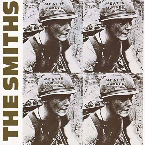 Smiths Meat Is Murder 180gm Vinyl