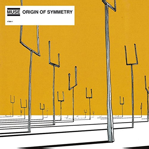 Muse Origin Of Symmetry 2 Lp Set