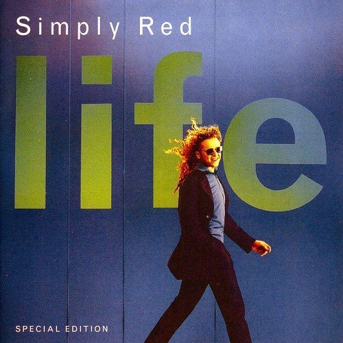 Simply Red Life Expanded Edition Import Aus