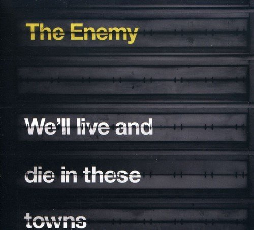 Enemy We'll Live & Die In These Town Import Eu Slipcase Version