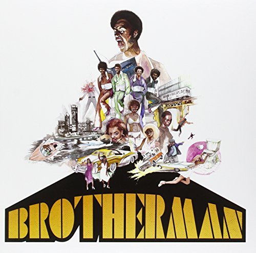 Brotherman Soundtrack Music By Final Solution