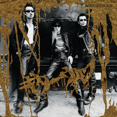 Guitar Wolf Golden Black Greatest Hits