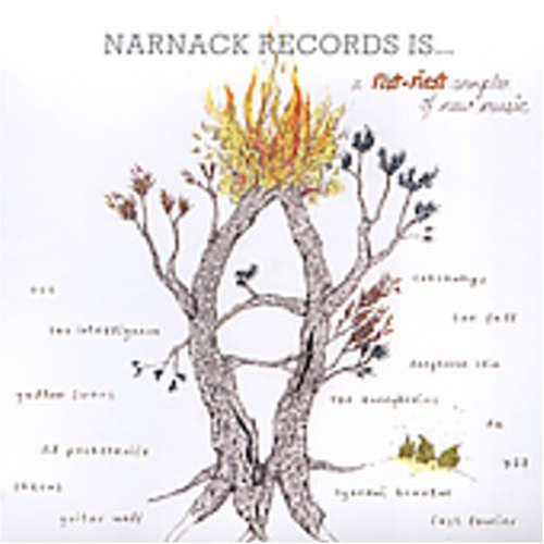 Narnack Records Sampler Narnack Records Sampler Digipak