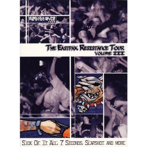 Eastpak Resistance Tour DVD Vol. 3 Eastpak Resistance Tour Vol. 3 Eastpak Resistance Tour