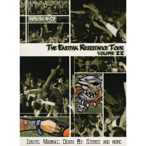 Resistance Tour DVD Vol. 2 Resistance Tour DVD Explicit Version Vol. 2 Resistance Tour DVD