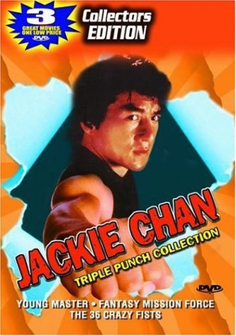 Jackie Chan Triple Punch Colle Chan Jackie Clr Nr 3 On 1
