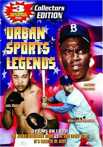 Jackie Robinson Story Joe Loui Urban Sports Legends Clr Nr 3 On 1