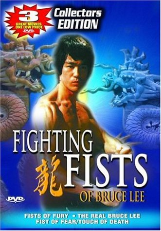 Bruce Lee Fighting Fists Clr Nr